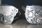 MLT-104S :: Правая боковина с чипом, под ней заправочное отверстие