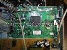 Припайка провода D- к 49-й ножке процессора