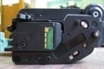 Бок блока фотобарабана :: Вид на чип