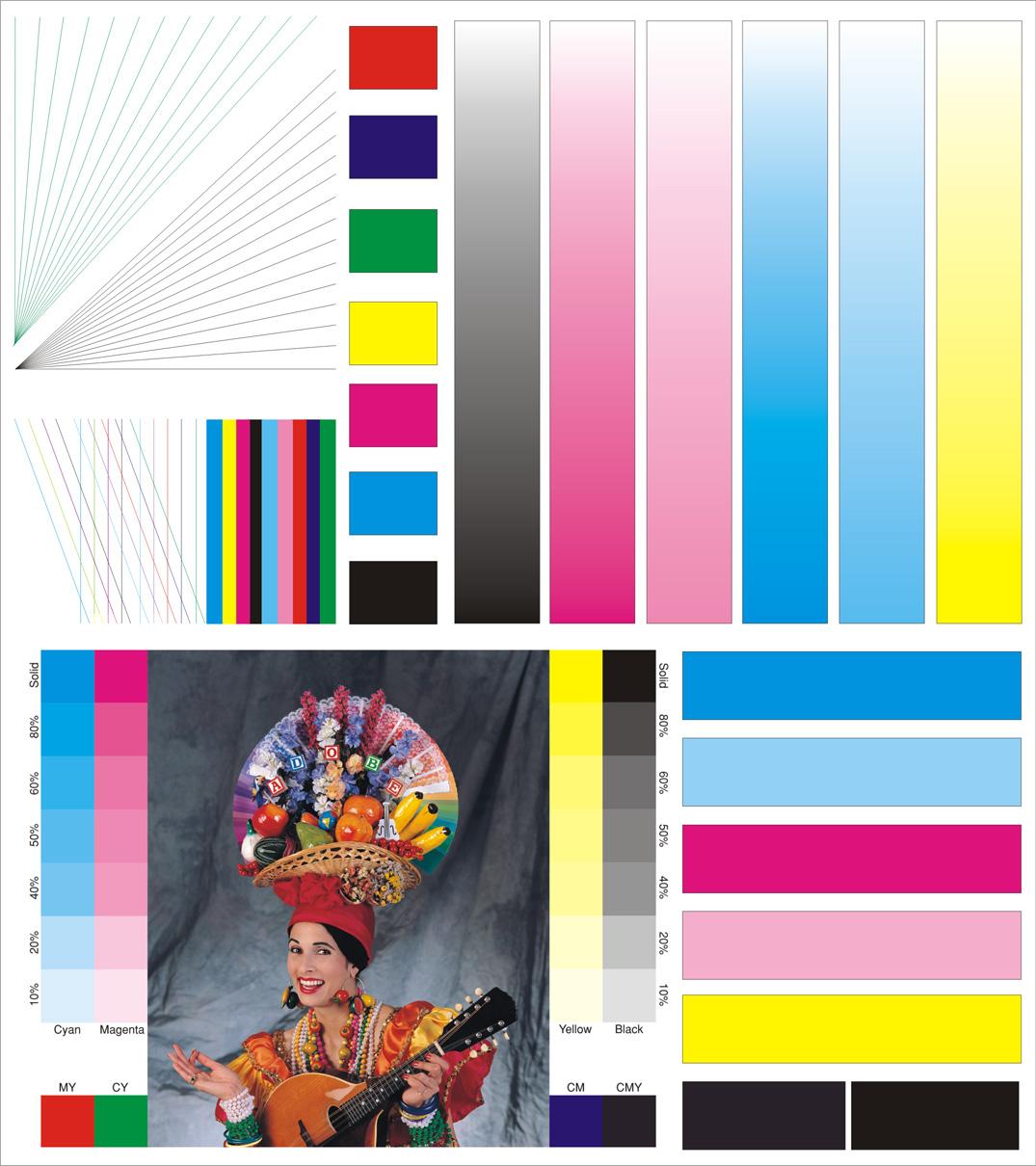 Картинки печатать на принтере цветные